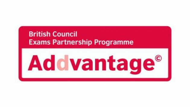 British Council Exams Partnership Programme ADDVANTAGE